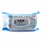 Lea Derm Wipes Pack 60 Units
