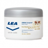 Lea Skin Care Body Cream With Karite Butter Dry Skin 200ml