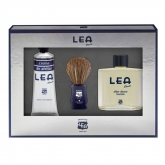 Lea Classic Shaving Cream 100ml Set 3 Pieces 2017