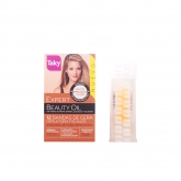 Taky Beauty Oil Bandas De Cera Faciales Depilatorias 12uds