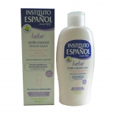 Instituto Español Baby Soft Body Oil Sensitive Skin Without Allergens 150ml