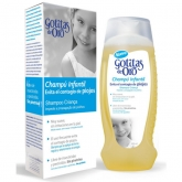 Instituto Español Gotitas De Oro Anti Louse Shampoo 500ml