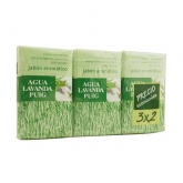 Agua Lavanda Puig Aromatic Toilet Soap Set