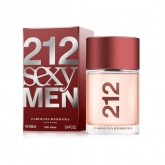 Carolina Herrera 212 Sexy Men Dopobarba 100ml