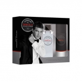 Antonio Banderas Diavolo Gentleman Eau De Toilette Spray 100ml Set 2 Pieces 2018
