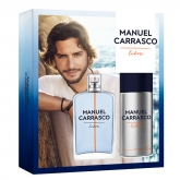 Manuel Carrasco Eau De Toilette Spray 100ml Set 2 Piezas 2017