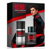 Marc Márquez Hero Sport Xtrem Eau De Toilette Spray 100ml Set 2 Pieces 2017