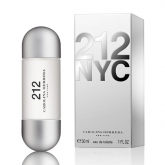 Carolina Herrera 212 Nyc Eau De Toilette Spray 30ml