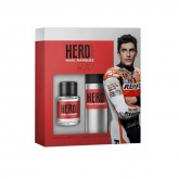 Marc Marquez Hero Sport Eau De Toilette Spray 100ml Set 2 Pieces 2018