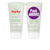 Byly Advance Fresh Deodorant Cream 2 x 50ml