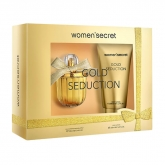 Women's Secret Gold Seduction Eau De Toilette Spray 100ml Set 2 Piezas 2018