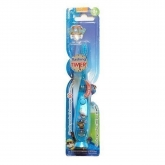 Cartoon Paw Patrol Toothbrush With Light
