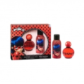 Cartoon Ladybug Estuche 100 ml Vaporizador + Perfume Body Spray 150 ml Set 2 Pieces 2018