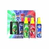 Cartoon Pjmasks Eau De Toilette Spray 100ml Set 3 Pieces 2018