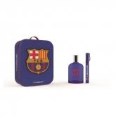 FC Barcelona Eau De Toilette Spray 100ml Set 3 Pieces 2019