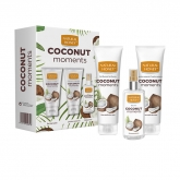 Natural Honey Coconut Moments Lote 3pz