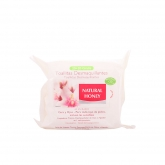 Natural Honey Make Up Remover Wipes 30 Units