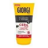 Giorgi Line Fijación y Textura Cera En Gel Look Tupe 145ml