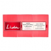 Lida Glycerin Soap And Musk Rose 3x125g