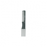 Beter Professional Teasing Comb Handle With 5 Prongs 19cm