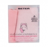 Beter Cleansing Experience Makeup Remover Towel & Hair Band
