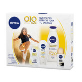 Nivea Q10 Body Lotion Reafirmante 400ml Set 4 Piezas
