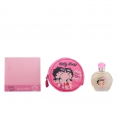 Cartoon Betty Boop Eau De Toilette Spray 50ml Set 3 Pieces 2017