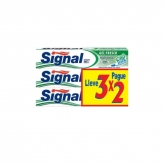 Signal Fresh Gel Toothpaste 3x75ml