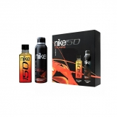 Nike On Fire Eau De Toilette Spray 150ml Set 2 Piezas