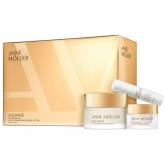 Anne Möller Goldage Extra Riche Restorative Cream Spf15 50ml Set 3 Pieces 2018