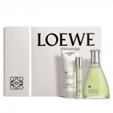 Loewe Agua De Loewe Eau De Toilette Spray 100ml Set 3 Artikel 2017