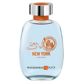 Mandarina Duck Let's Travel To New York Man Eau De Toilette Spray 100ml