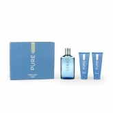 Rv Pure Man Eau De Toilette Spray 150ml Set 3 Pieces