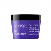 Revlon Be Fabulous Daily Care Normal Cream Mask Fine Hair 200ml