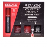 Revlon Colorstay Gel Envy Reds Set 4 Pieces 2017