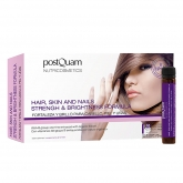 Postquam Hair, Skin & Nails Strengh And Brightness Formula 10x25ml