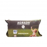 Agrado Wet Wipes For Children 80units