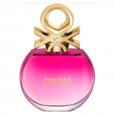 Benetton Colors Pink Eau De Toilette Spray 50ml