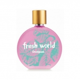 Desigual Fresh World Woman Eau De Toilette Spray 50ml