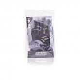 Artero Black Silicone Gloves