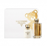 Prada La Femme Eau De Perfume Spray 50ml Set 2 Pieces 2018