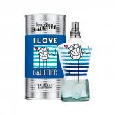 Jean Paul Gaultier Le Mâle Eau Fraîche Vaporisateur 125ml Limited Edition 2018