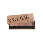 IDC Institute Natural Color Eyeshadow Palette 12 Shades