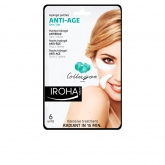 Iroha Nature Anti Age Hydrogel Patches Collagen 6 Units