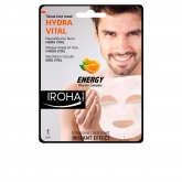 Iroha Nature Hydra Vital Tissue Face Mask Vitamin C 1 Unit