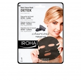 Iroha Nature Detox Black Tissue Mask 1 Unit