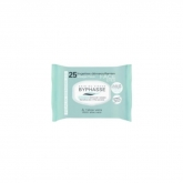 Byphasse Make Up Remover Wipes Sensitive Skin 2x25 Units