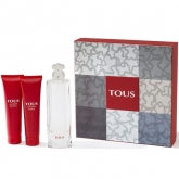 Tous Eau De Toilette Spray 90ml Set 3 Piezas 2016