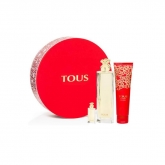 Tous Gold Eau De Perfume Spray 90ml Set 2 Pieces 2019