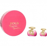 Tous Floral Touch Eau De Toilette Spray 100ml Set 2 Pieces